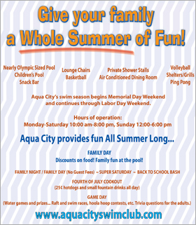 Aqua City Swim Club